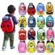 儿童书包幼儿园男孩女孩小学生1-6岁双肩包背包蛋壳  2403109