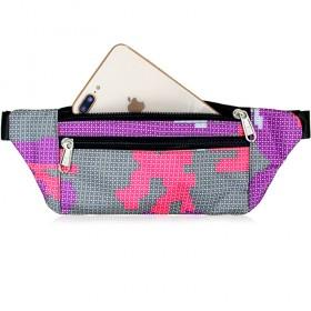 迷你腰包 手机包运动跑步防水腰包贴身包