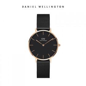 DW丹尼爾惠靈頓 手表新款歐美簡約金屬表帶