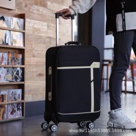防撞包角挂钩拉杆箱旅行箱学生密码箱包万向轮男女行李