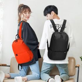 大容量男女时尚运动双肩包小米书包