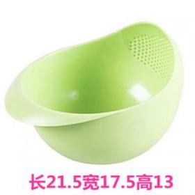 双层洗菜盆沥水篮洗水果洗菜菜篮厨房淘米创意水果盘