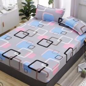 床笠单件床垫套防滑固定床单床罩席梦思保护套