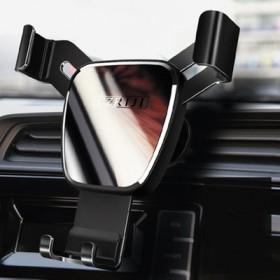 【果奇】车载手机支架卡扣式通用型