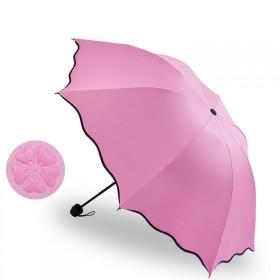 遇水开花雨伞 晴雨伞