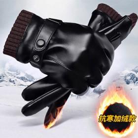優質大品牌 皮手套 柔軟舒適 加絨保暖 男女通用