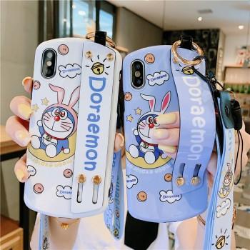 哆啦a梦多啦爱梦iphonex苹果x手机壳机器猫卡