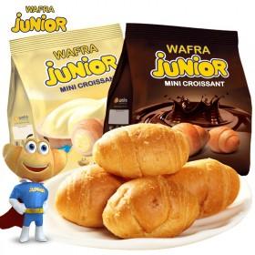 几牛牛角包沙特进口夹心面包儿童早餐40克休闲零食下