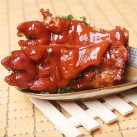 五香猪蹄500g酱猪蹄熟食红烧猪蹄猪手猪脚猪爪即食