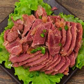 真正的黄牛肉德荣牛肉五香熟牛肉2斤/250g/4袋