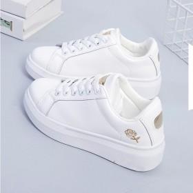【秋季新品】小白鞋女春秋新款百搭韓版女鞋