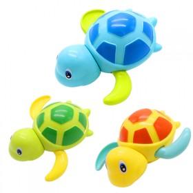 新款戏水小乌龟抖音同款会游泳小乌龟儿童婴儿洗澡玩具
