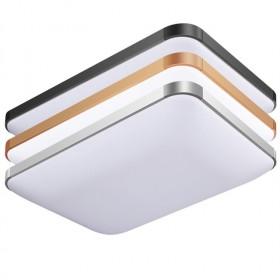 led吸顶灯方形现代灯饰过道客厅吊顶灯具走廊阳台灯