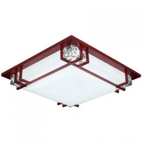 led吸顶灯中国风客厅吊顶灯餐厅灯饰阳台吸顶灯具