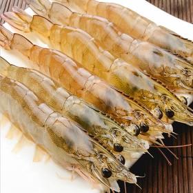 青岛大虾净重3斤发顺丰