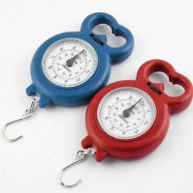 弹簧秤家用便携式多功能10kg手提秤买菜秤