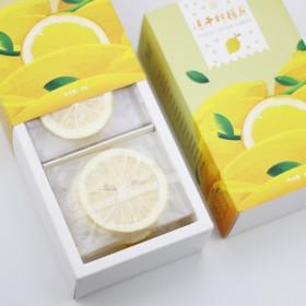 茶小可纯冻干柠檬片20片