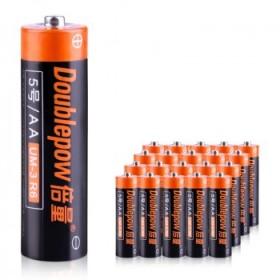 倍量5号7号电池装碳性 20节