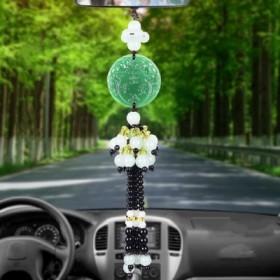 汽车挂件创意后视镜车内吊饰