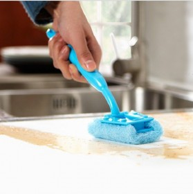 清洁锅刷 不伤手去污刷 厨房工具用刷 家务清洁用具