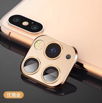秒变苹果11镜头膜