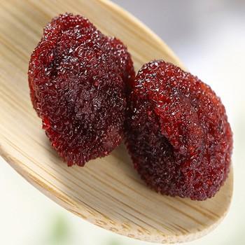 野生杨梅干休闲小零食小时候的零食杨梅干蜜饯果脯