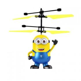 感应飞行器充电耐摔悬浮遥控飞机直升机