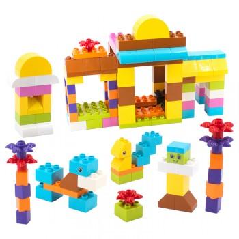 兼容乐高积木称斤散件儿童积木拼装玩具