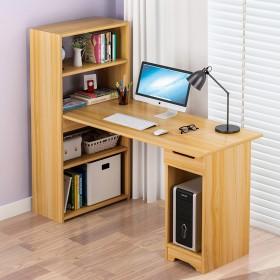电脑桌书桌电脑桌台式书桌家用简约现代书桌组合办公书