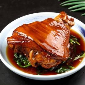 整只2斤大肘子酱卤肘子开袋即食猪肘子熟食五香下酒菜