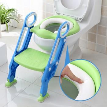 儿童坐便器婴儿楼梯式马桶梯椅