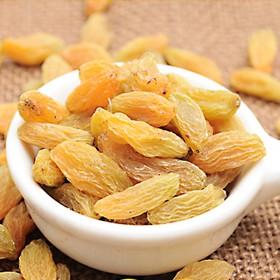 葡萄干新疆 树上黄大颗粒即食500g
