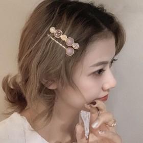 ins风超火少女网红发夹头饰韩国可爱发卡