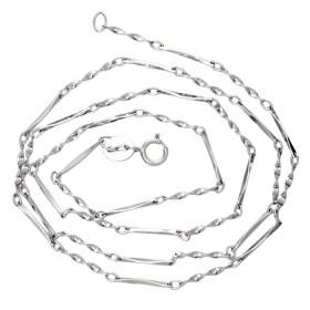 S925纯银链子(可选择扭片链或瓜子链)