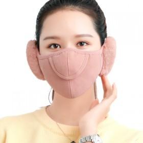 冬季保暖口罩爆款耳罩骑行防寒面罩戴眼镜不起雾口罩