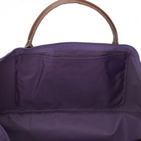 新款休闲女包折叠旅行大号短柄男女手提斜跨包23cm