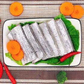5斤带鱼段新鲜冷冻带鱼中段