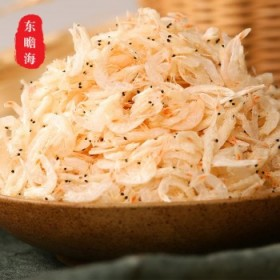东瞻海新鲜虾皮500g野生补钙小虾米