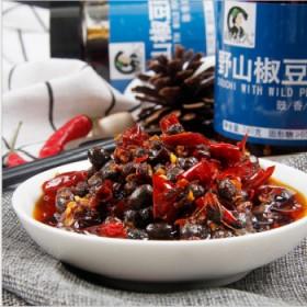 湖南特产香辣豆豉辣椒酱