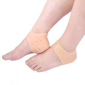 脚后跟保护套足跟套去死皮防裂套防干裂保湿袜