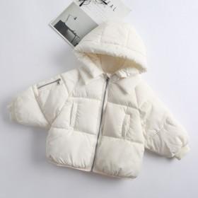 2019新款儿童冬装棉衣加厚羽绒棉服