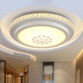 61cm圆形led客厅灯吸顶灯卧室灯现代简约房间灯