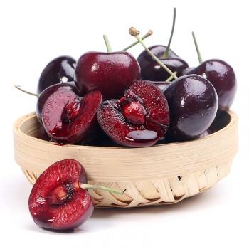 新鲜美国大车厘子2斤顺丰黑珍珠樱桃