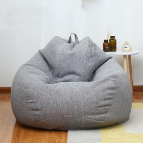 懒人沙发豆袋单人躺椅EPP颗粒小户型卧室阳台榻榻米