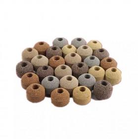 鱼缸过滤材料净水培菌奈米滤材球