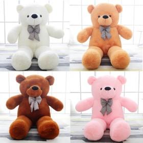 毛绒玩具泰迪熊公仔大熊抱枕熊猫布娃娃大号抱抱熊玩偶