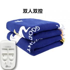 双人电热毯双控调温180x200加大电热毯安全防水