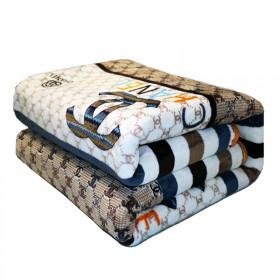 双人电热毯150x120cm法兰绒加厚电加热毯防水
