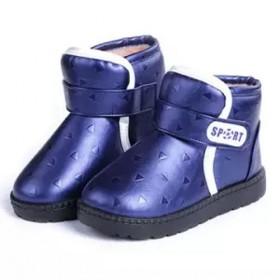 儿童防滑棉鞋保暖雪地靴