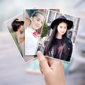 (请拍5份)A4相纸5张照片相片打印